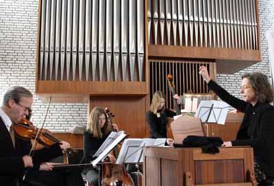 Konzert in der Ferdinandstraße