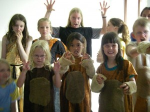 Kindermusicalfreizeit 2012