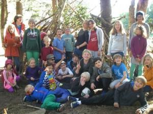 Kinderfreizeit Amrum im Herbst 2013